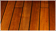 deck made from Composite decking material