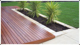 quality priced timber decking
