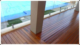 Timber Decking in Perth Photo