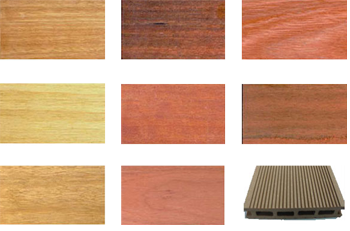 Tupes of wood we can use for timber decking